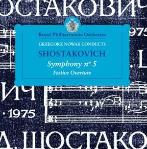 Grzegorz Nowak Conducts Shostakovich