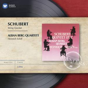 Schubert: String Quintet in C major, D956