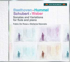 Sonatas and Variations for flute and piano