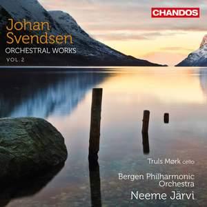 Johan Svendsen: Orchestral Works Volume 2