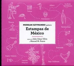 Morgan Szymanski – Sketches of Mexico