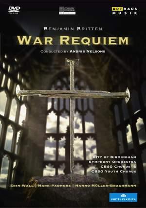 Britten's War Requiem: 50th anniversary in Coventry