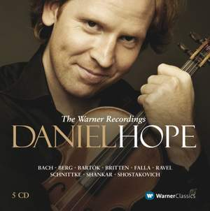 Daniel Hope: Complete Warner Recordings
