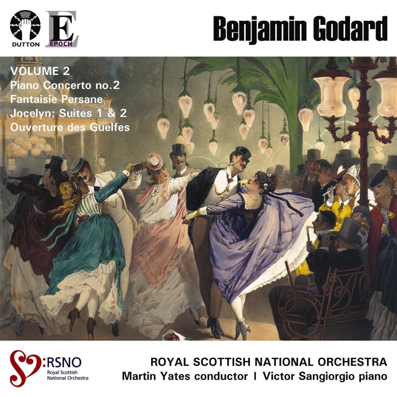 Benjamin Godard: Piano Concerto No. 2