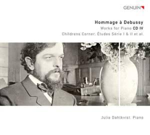 Hommage à Debussy: Works for Piano Vol. 4