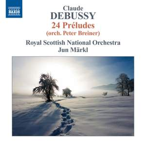 Debussy: Préludes - Books 1 & 2 Product Image