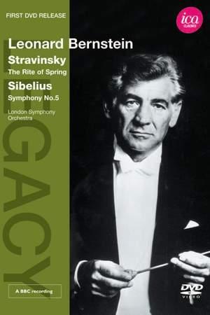 Leonard Bernstein conducts Stravinsky & Sibelius Product Image