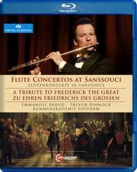 Flute Concertos at Sanssouci