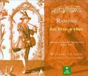 Rameau: Les Fêtes d'Hébé