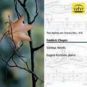 Evgeni Koroliov plays Chopin