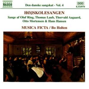 Den danske sangskat, Vol. 4