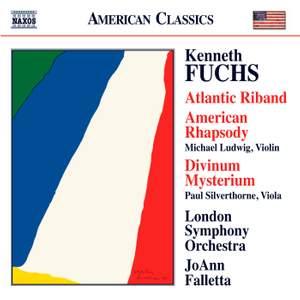 Kenneth Fuchs: Atlantic Riband & American Rhapsody Product Image