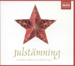 Christmas Julstamning - De Klassiska Melodierna Och De Alskade Sangerna (Christmas Spirit - The Classic Melodies and Beloved Songs) Product Image