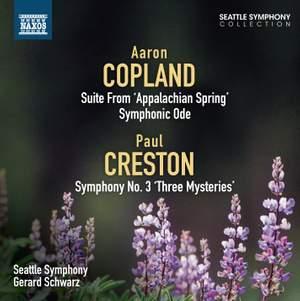 Copland: Appalachian Spring Suite & Symphonic Ode
