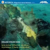 English Violin Duos