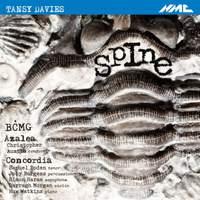 Tansy Davies: Spine