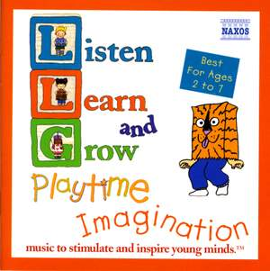 Listen, Learn And Grow: Playtime Imagination Product Image