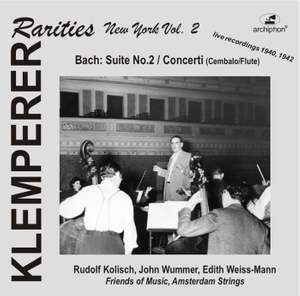 Klemperer Rarities: New York, Vol. 2 (1940, 1942)