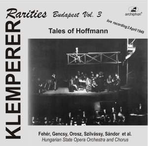 Klemperer Rarities: Budapest, Vol. 3 (1949)