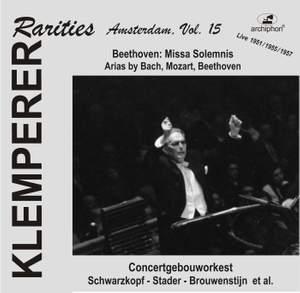 Klemperer Rarities: Amsterdam, Vol. 15 (1951-1957)