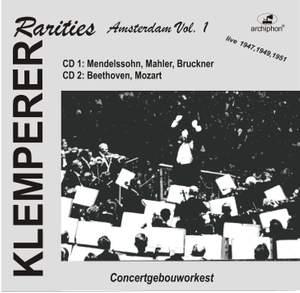 Klemperer Rarities: Amsterdam, Vol. 1 (1947-1951)