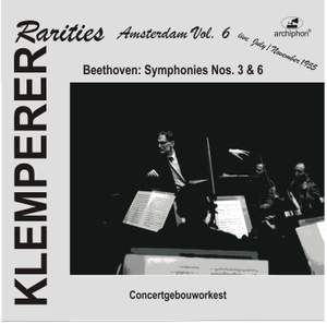 Klemperer Rarities: Amsterdam, Vol. 6 (1955)