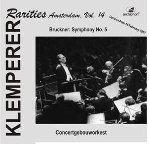 Klemperer Rarities: Amsterdam, Vol. 14 (1957)