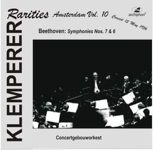 Klemperer Rarities: Amsterdam, Vol. 10 (1956)