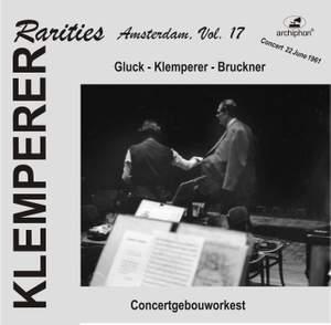 Klemperer Rarities: Amsterdam, Vol. 17 (1961)