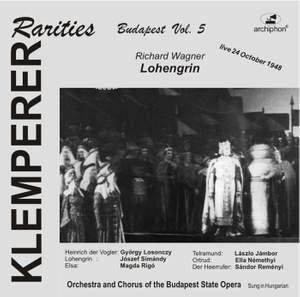 Klemperer Rarities: Budapest, Vol. 5 (1948)