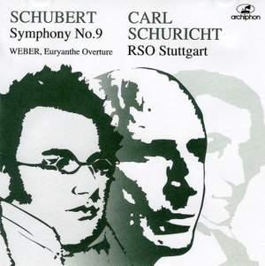 Schuricht conducts Schubert & Weber