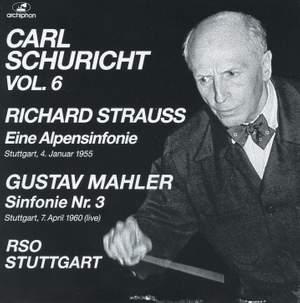 Schuricht conducts Mahler and Strauss