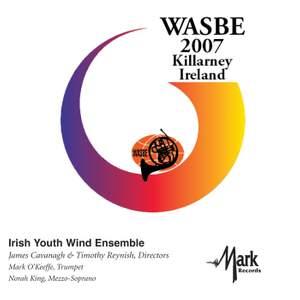 2007 WASBE Killarney, Ireland: Irish Youth Wind Ensemble Product Image