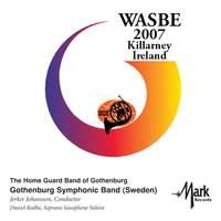 2007 WASBE Killarney, Ireland: Gothenburg Symphonic Band