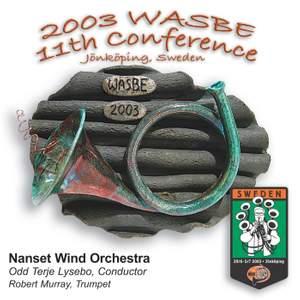 2003 WASBE Jönköping, Sweden: Nanset Wind Orchestra