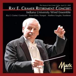 Ray E. Cramer Retirement Concert