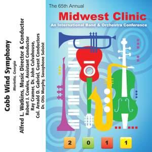 2011 Midwest Clinic: Cobb Wind Symphony