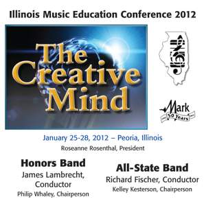 2012 Illinois Music Educators Association (IMEA): Honors Band & All-State Band