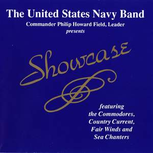 United States Navy Band: Showcase Product Image