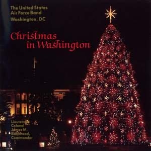 United States Air Force Band: Christmas in Washington