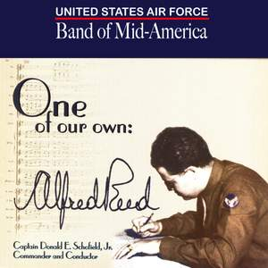 United States Air Force Band of Mid-America: One Of Our own Product Image