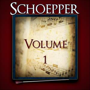 Schoepper, Vol. 1 of the Robert Hoe Collection