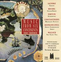 Music from 6 Continents (1991 Series)