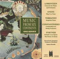 Music from 6 Continents (1992 Series)