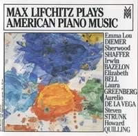 Max Lifchitz American Piano Music