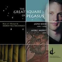 Andrew Macdonald: Violin Music