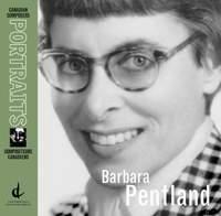 Pentland, B.: Canadian Composers Portraits