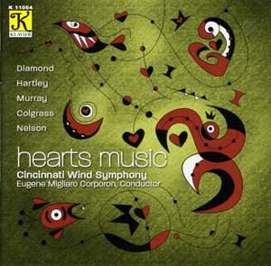 Cincinnati Wind Symphony: Hearts Music