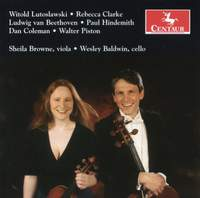 Works for Viola and Cello