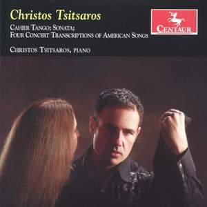 Christos Tsitsaros: Cahier Tango